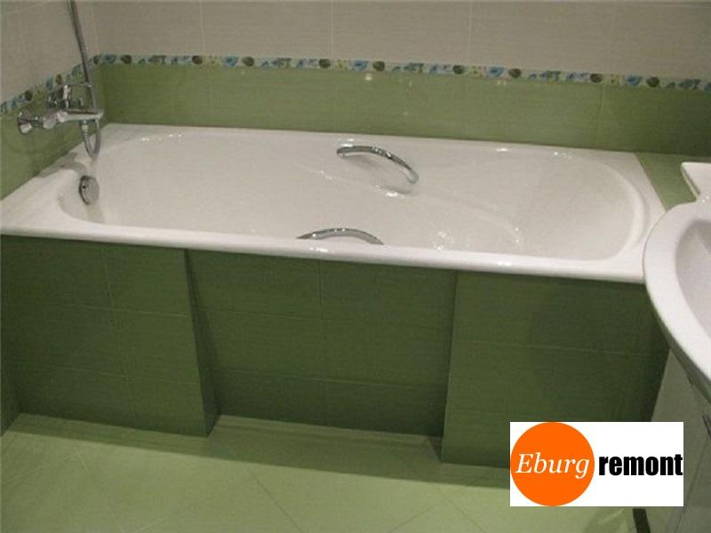 Ванная комната косметический ремонт своими руками 498