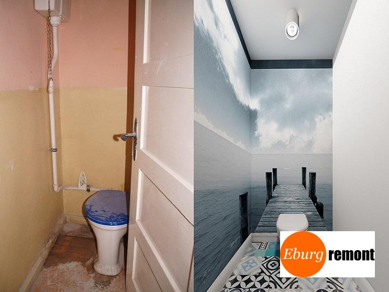 Ремонт фото идеи туалет